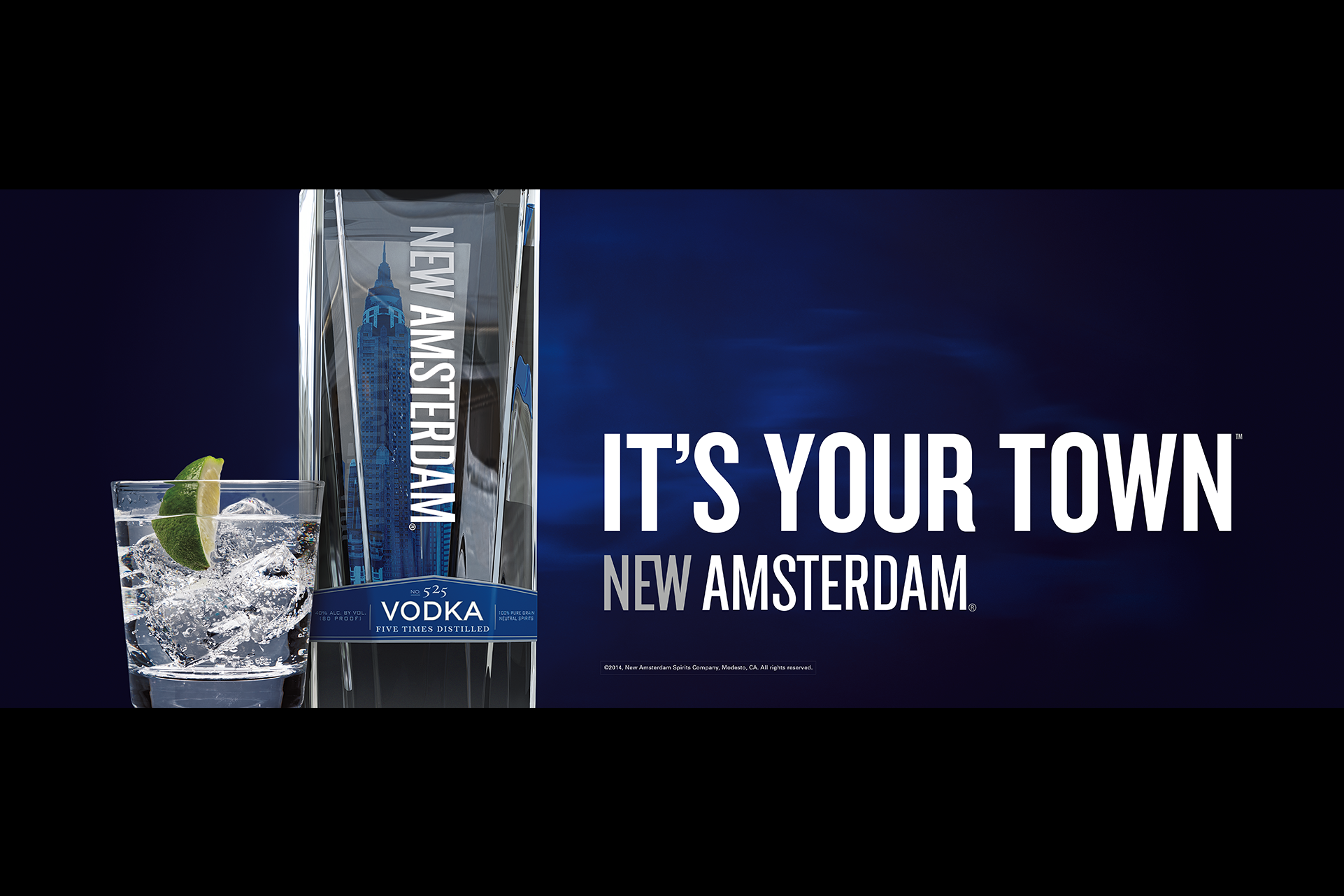 New Amsterdam Your Brand